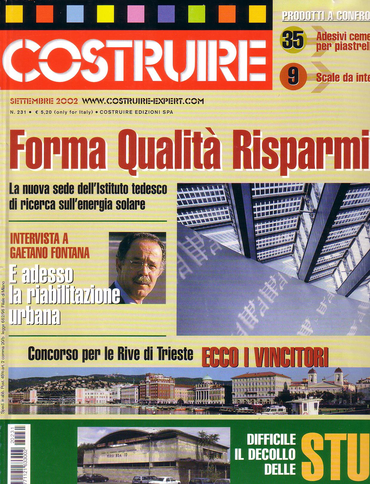 COSTRUIRE N.231 2002