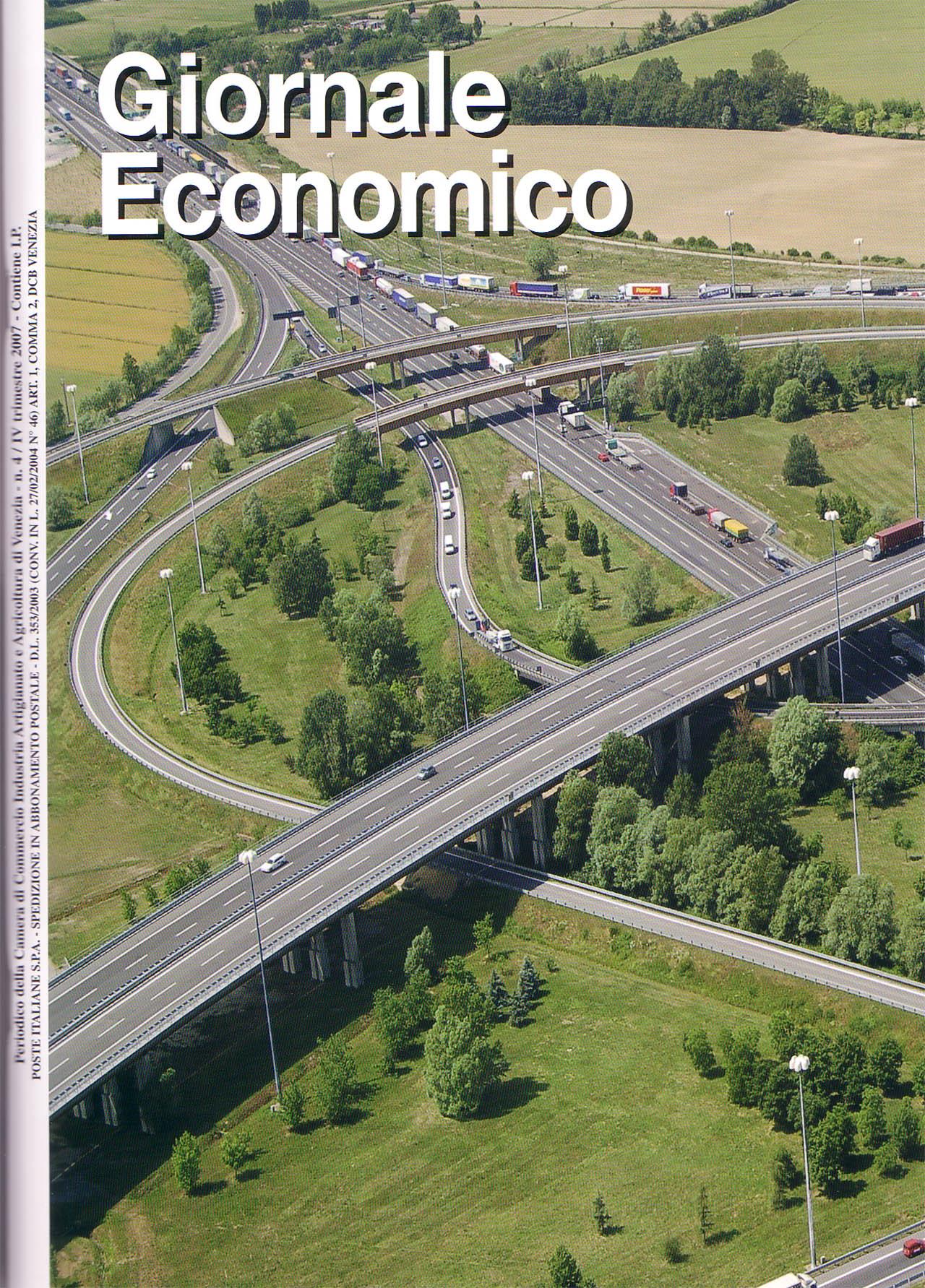 IL GIORNALE ECONOMICO, 2007