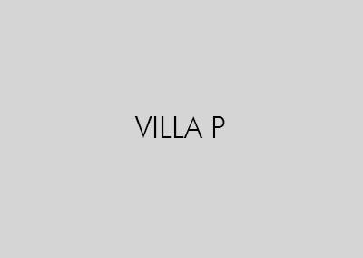 VILLA P