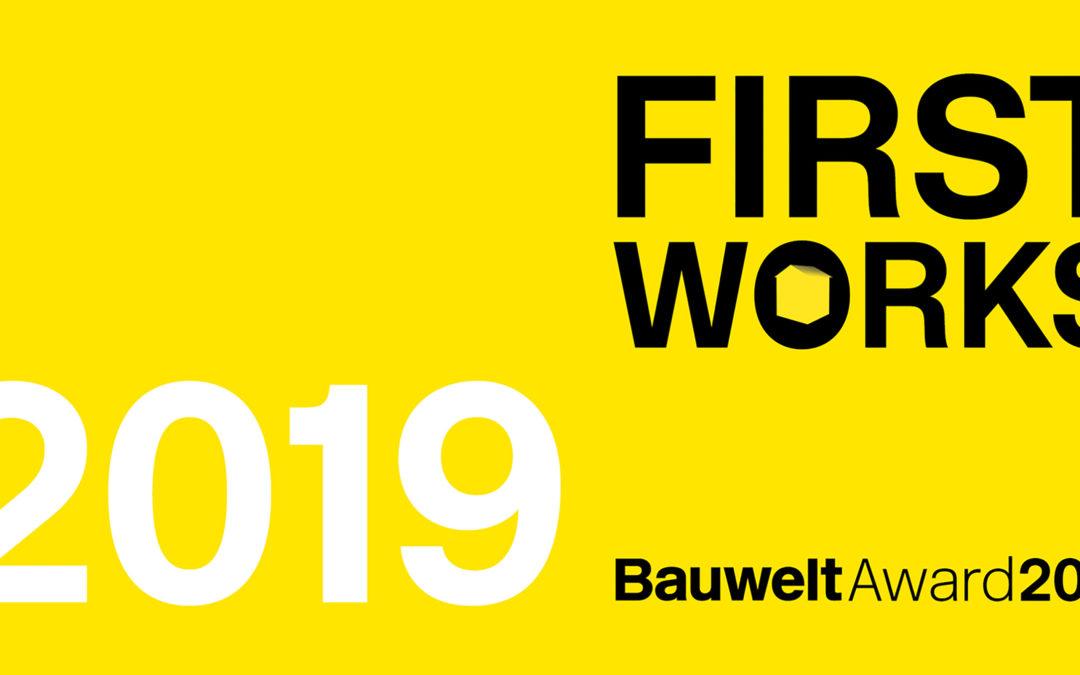 BAUWELT AWARD 2019