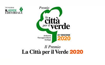 LA CITTA' PER IL VERDE 2020
