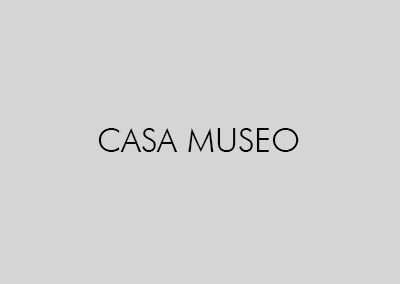 CASA MUSEO DOMUS DE MARIA